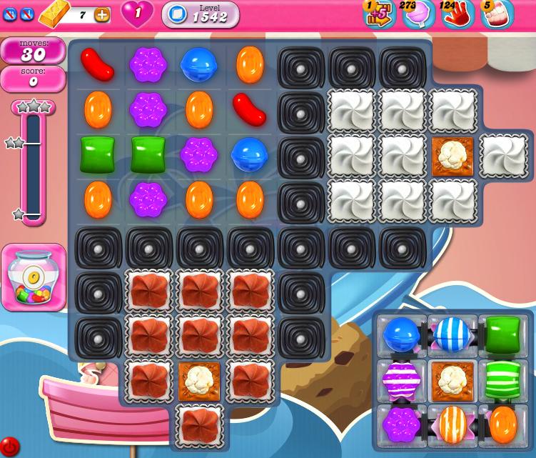 Candy Crush Saga 1542