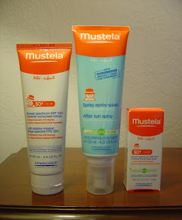 Mustela sunscreen products.jpeg