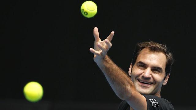 Australia Terbuka: Sudah Tua, Federer Merasa Tak Seharusnya Jadi Favorit
