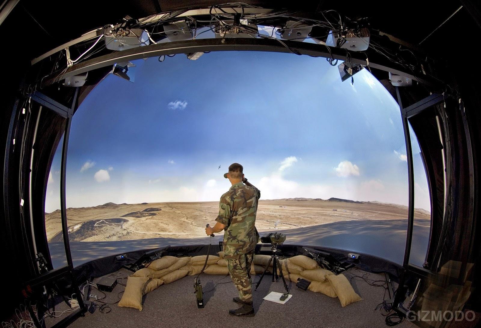 Militär Simulator