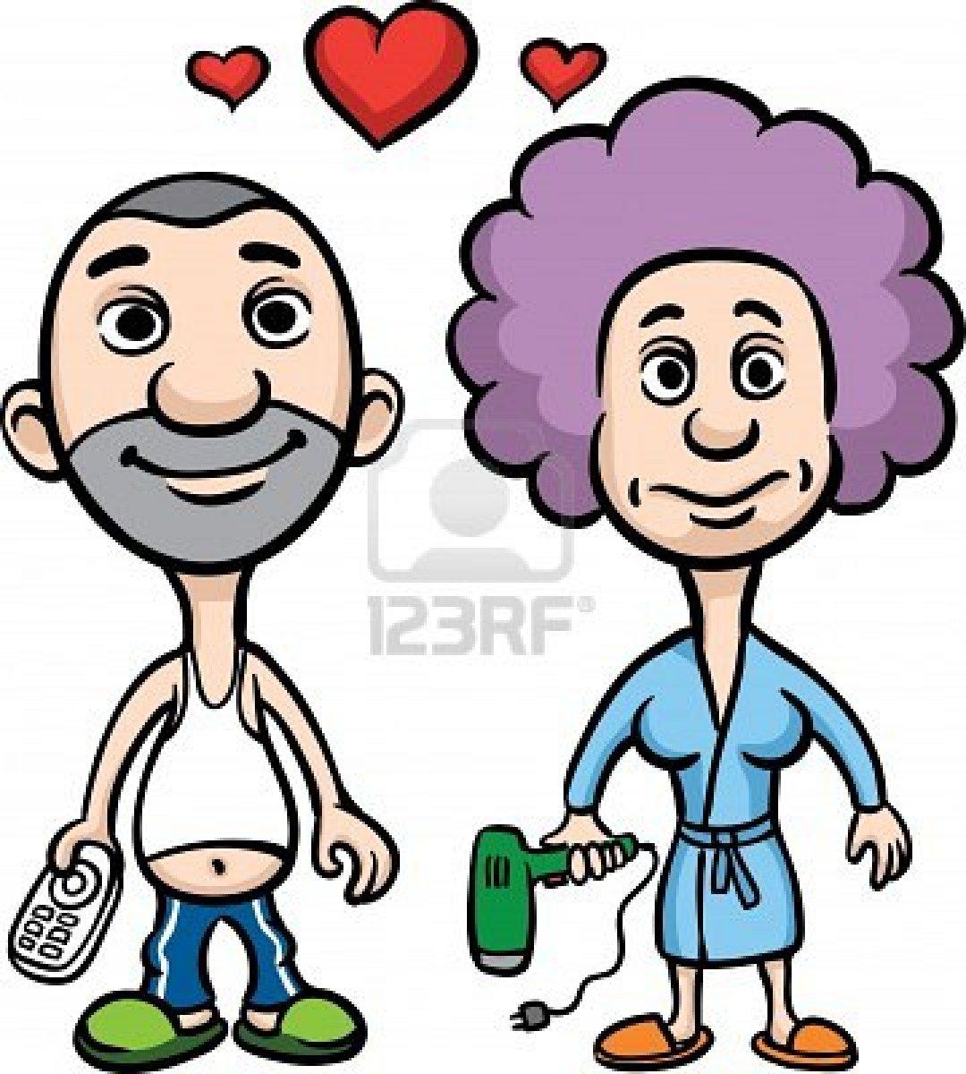 In Love Cartoon: Balahop: Couple In Love Cartoon