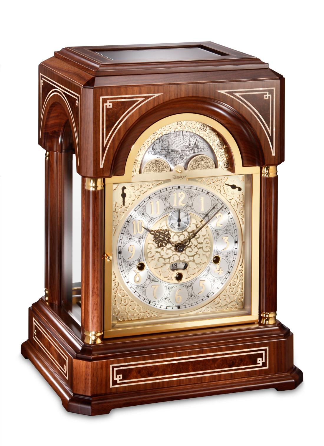 Expressions of time clockshops kieninger belcanto mechanical mantel clock 1705 22 01 amipublicfo Images