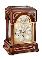 Kieninger Belcanto Mechanical Mantel Clock 1705-22-01