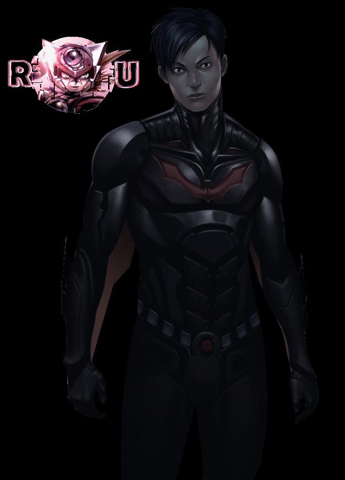 render Batman Beyond
