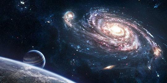 """IDEAS DE LA """"NUEVA ERA"""" SOBRE DIOS Espacio-exterior"""