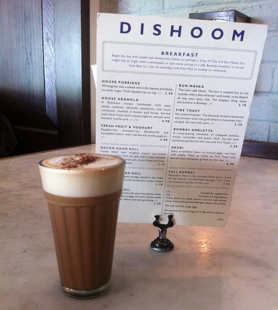 Emily S Recipes And Reviews Uk Food Blog Leicestershire Dishoom Bombay Breakfast Covent Garden London