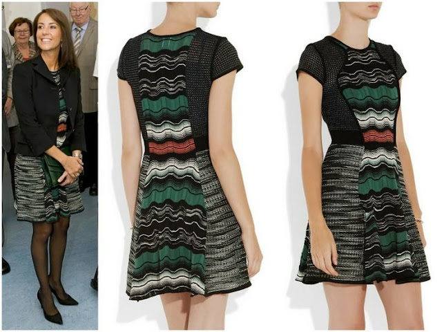 Princess Marie in Missoni