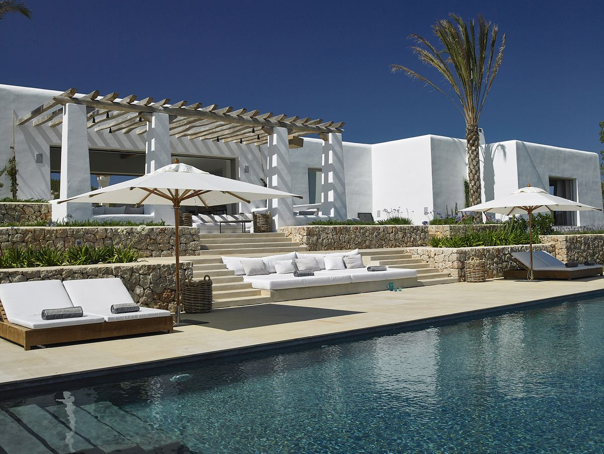 Passion for luxury can trull villa ibiza for Luxury mediterranean villas