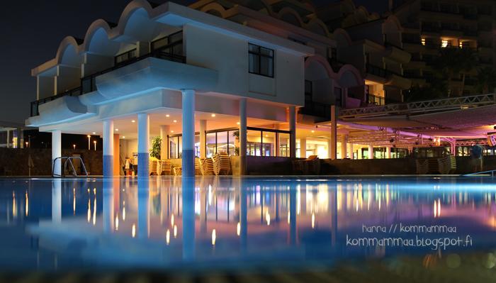 gran canaria bahia feliz playa feliz hotel orquidea uima-allas iltamaisema tui finnmatkat perheloma