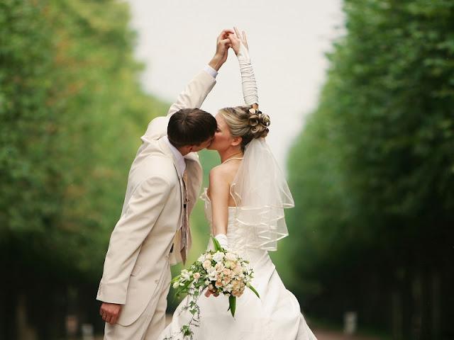 Os sete estágios do casamento