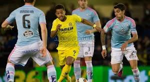 سيلتا فيغو يحقق فوز كبير خارج ملعبه امام فريق فياريال في الجولة الرابعه عشر من الدوري الاسباني