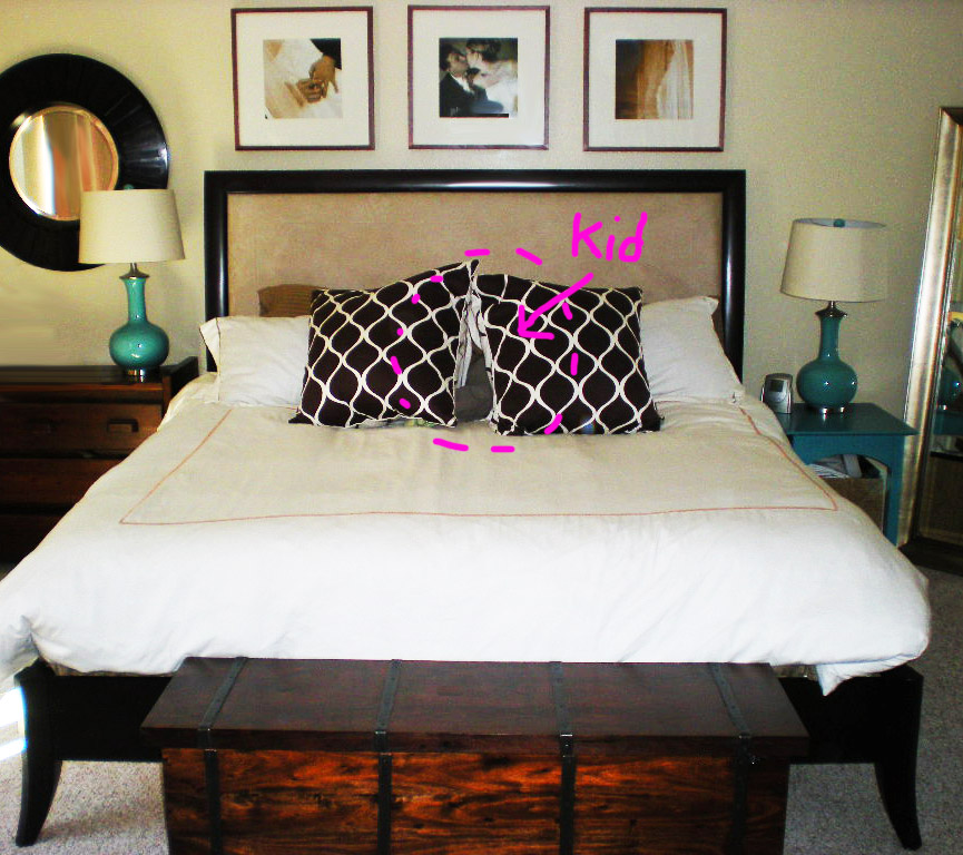 While They Snooze Tutorial Duvet Cover