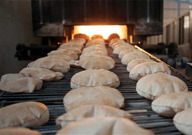 تطبيق تجربة العد الآلي الرقمي لأرغفة الخبز في مخبز شهبا الآلي بالسويداء