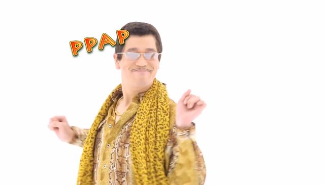 Video PPAP Cetak Rekor Dunia