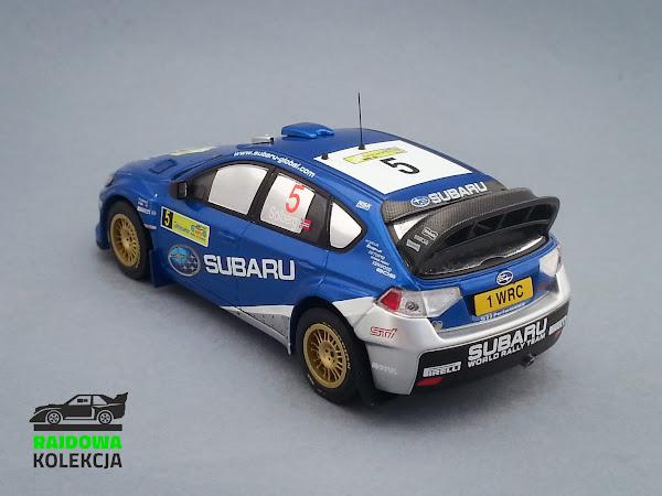 IXO RAM329 Subaru Impreza S14 WRC, Rally Acropolis 2008