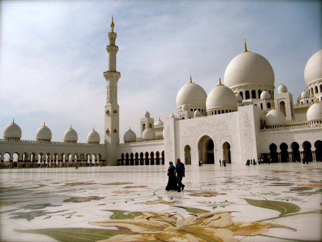 12 Adab Yang Mudah Dilakukan Semasa Berada Di Masjid