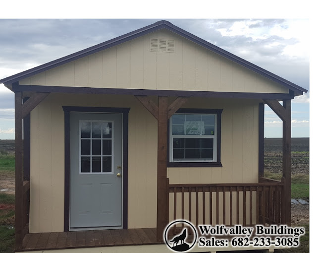 Small Portable Office Buildings : Wolfvalley buildings storage shed very affordable