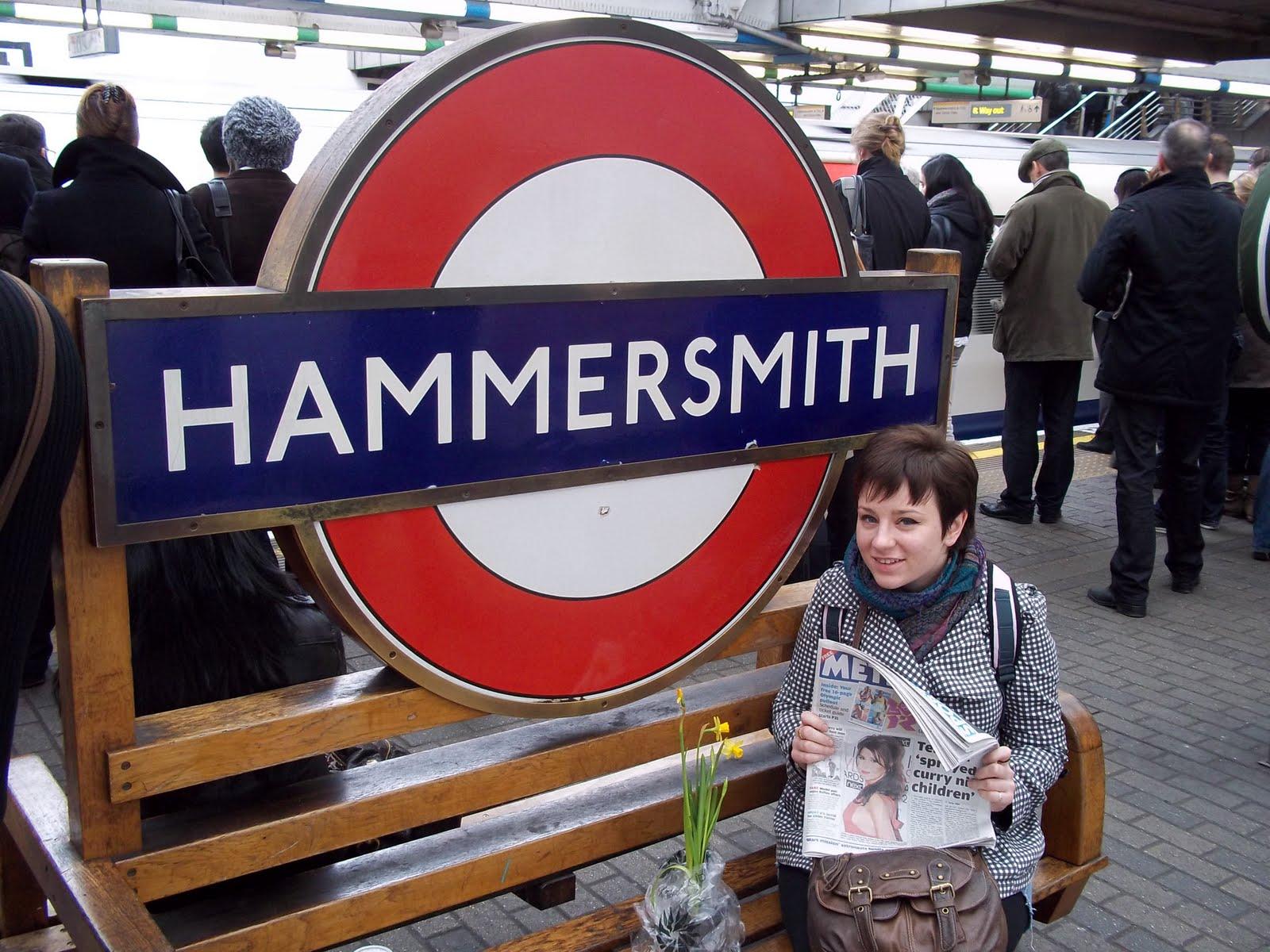 Hammersmith Business Hot Spots