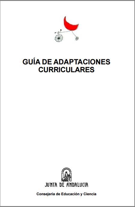 Gu A De Adaptaciones Curriculares Material Gratuito Para