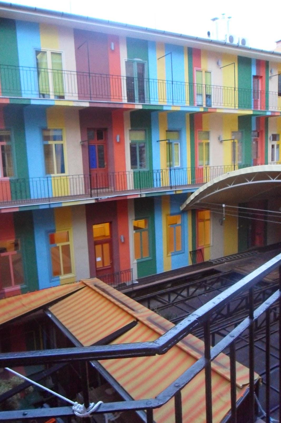 Casa de la Musica hostel, Budapest