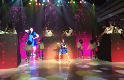 Maine's birthday production number on Eat Bulaga