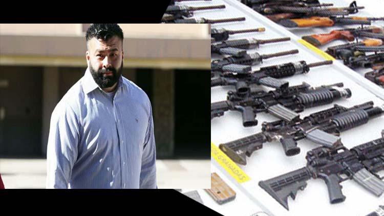 Sargento condecorado del ejercito de EU vendió decenas de armas al Cártel del Golfo