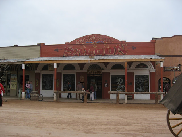 What to do in Tombstone: Big Nosed Kate's Saloon