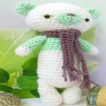 http://www.howtoamigurumi.com/amigurumi-mint-bear-free-pattern/