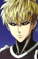 Genos One Punch Man s2