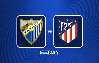 Malaga vs Atl. Madrid – Highlights