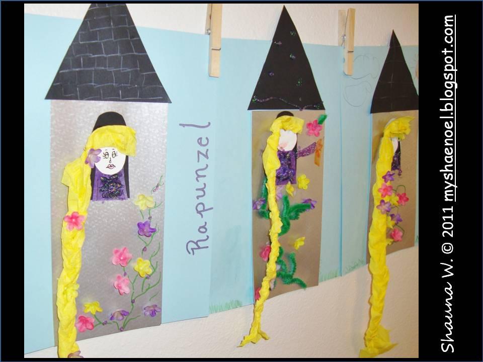 learn and grow designs website rapunzel children 39 s art craft and rapunzel book list. Black Bedroom Furniture Sets. Home Design Ideas