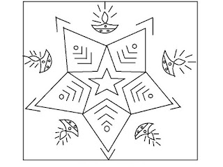 Image Result For Diwali Coloring Pages