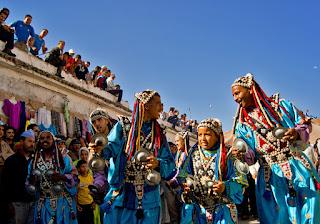 le festival Gnaoua a été inauguré à Essaouira