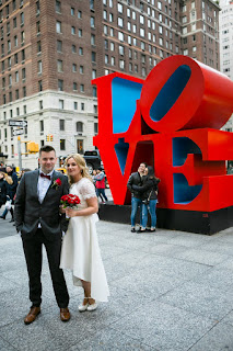 Wedding photo shoot in New York