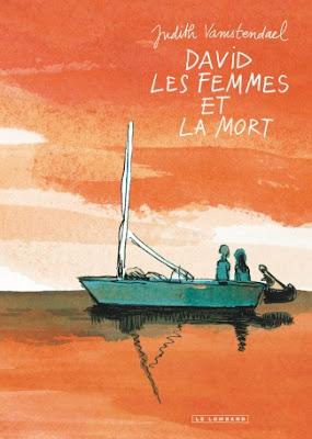 David les femmes et la mort - Editions Le Lombard
