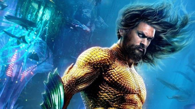 Aquaman: Bom e bonito, vale a pena, porém não é inovador