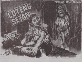 Cerkak Basa Jawa | Setan Loteng