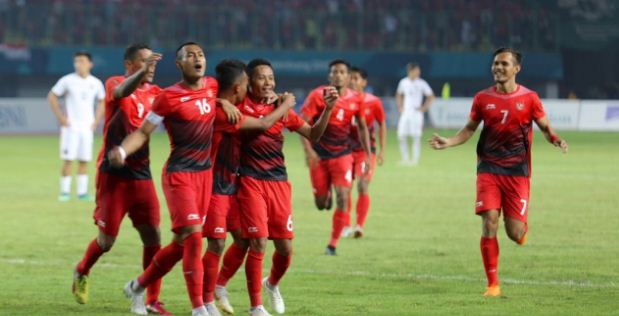 Video Cuplikan Gol Indonesia vs Hong Kong 3-1