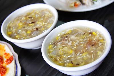 Soup gà thơm ngon chất lượng.