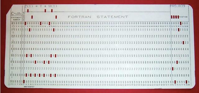 historia de fortran lenguaje de programacion