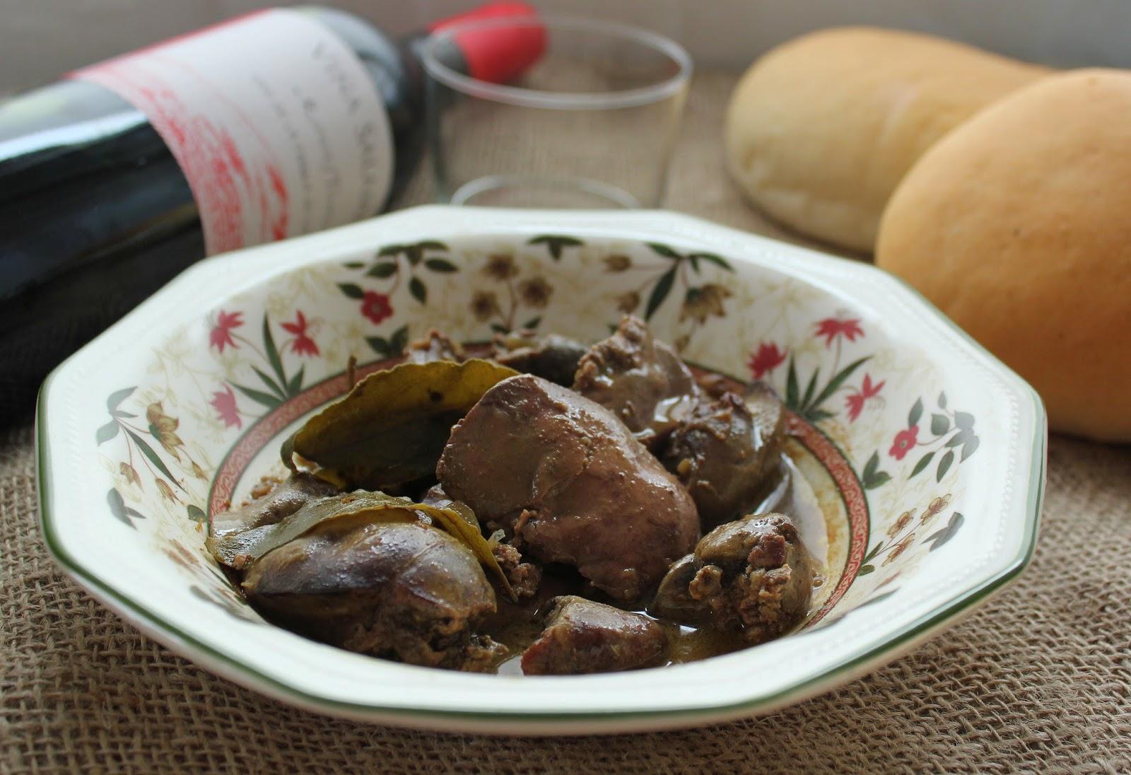 Higaditos De Pollo En Salsa Receta Tradicional Cocinando