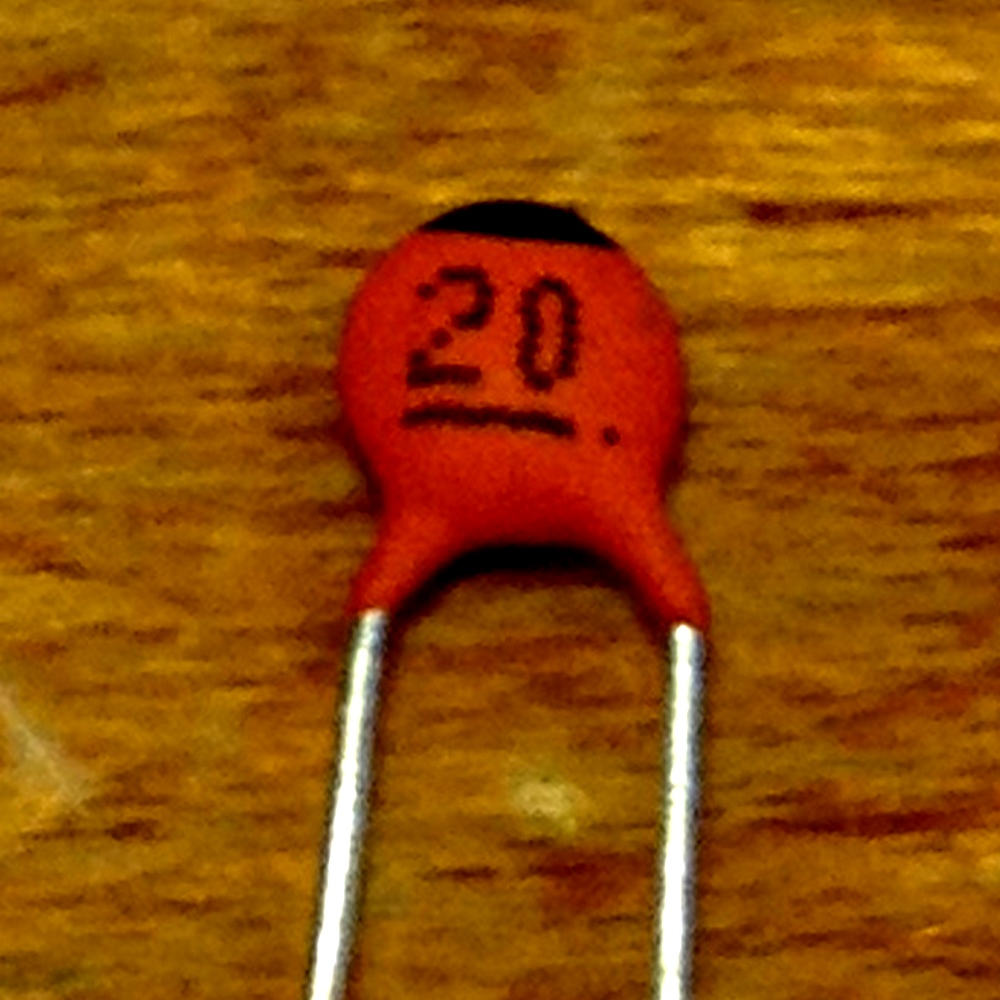 Little Scale How To Read Capacitor Values