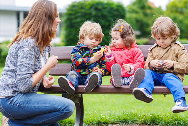 Mamás con 3 hijos son las más estresadas, según estudio
