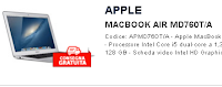 Unieuro - Macbook Air MD760T/A