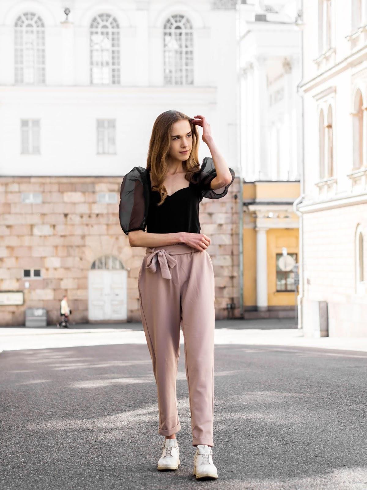 How to style puff sleeves - Kuinka pukeutua puhvihihoihin