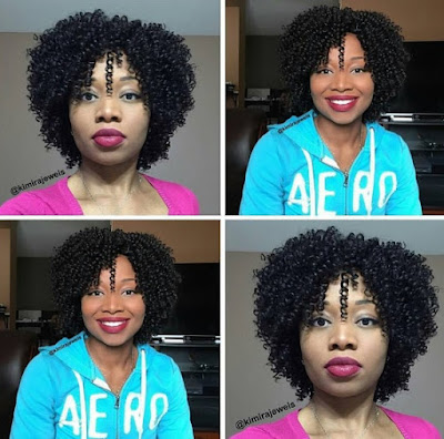 Check out these great Natural Hairstyles For #NOHEAT Hair Challenge. Curly Hairstyles, Coily Hairstyles and Kinky hairstyles are all represented!