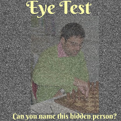 Can you name this hidden person in picture puzzle?