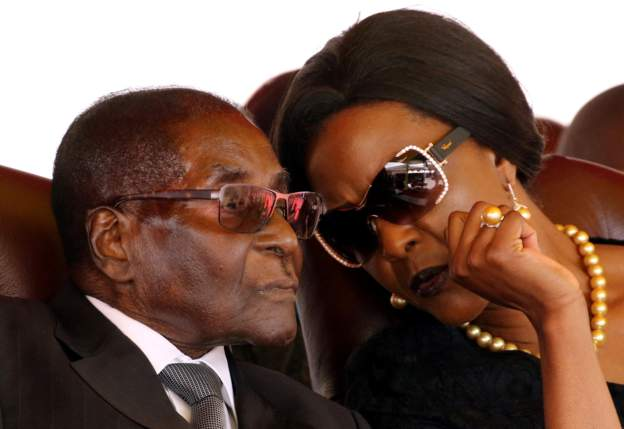 Grace Mugabe sues over $1.35m diamond ring