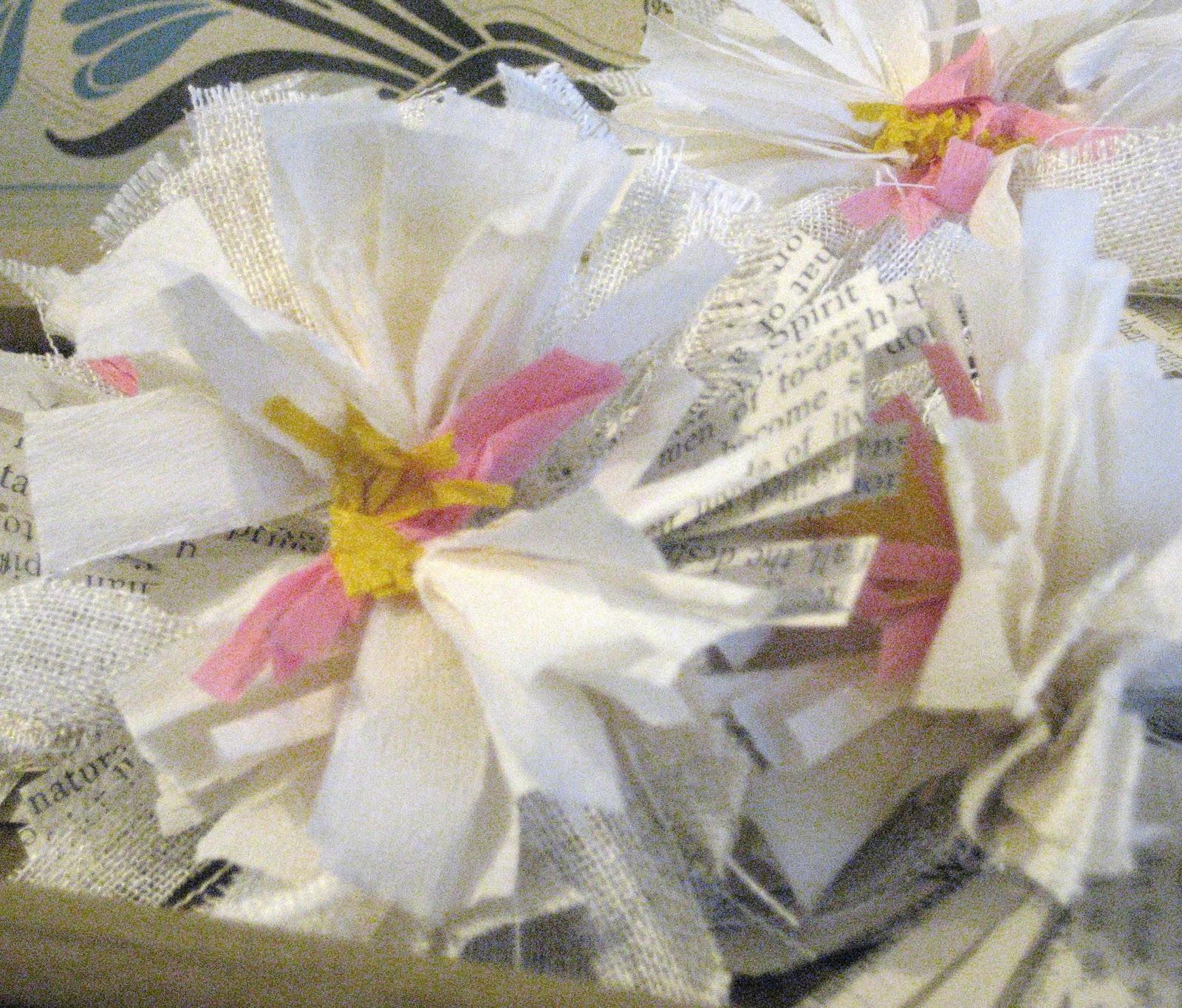 Flower Garland: Spring Flower Garland