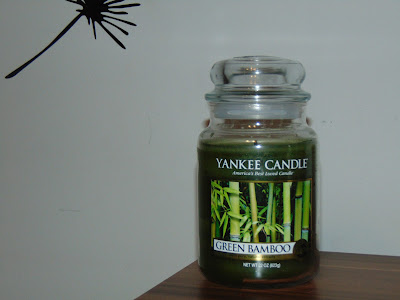 Yankee Candle, Green Bamboo